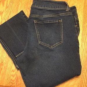 EUC Maurice's Large Jeans